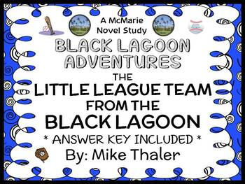 The Little League Team from the Black Lagoon (Mike Thaler)