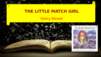 The Little Match Girl (Short Story Ebook)