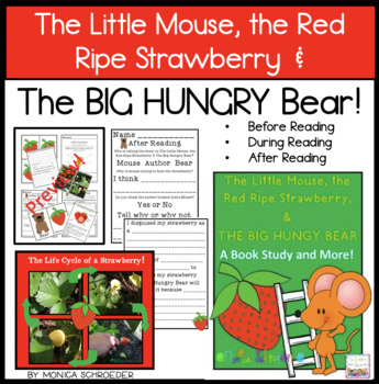 The Little Mouse, the Red Ripe Strawberry, and the Big Hun