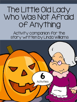 #TrickorTreat The Little Old Lady Who Was Not Afraid of An