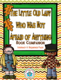 """The Little Old Lady Who Was Not Afraid of Anything"" Seque"
