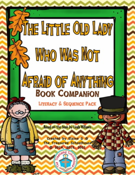 """""""The Little Old Lady Who Was Not Afraid of Anything"""" Seque"""