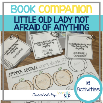 Speech Language and Literacy The Little Old Lady Who Was N