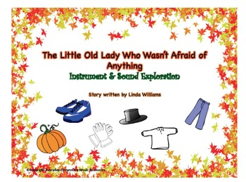 The Little Old Lady Who Wasn't Afraid of Anything- Fall Th