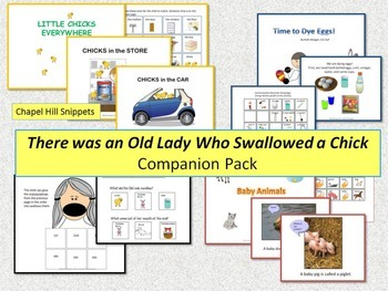 The Little Old Lady who Swallowed a Chick--companion/seaso