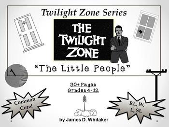 The Little People Twilight Zone Episode Unit Resource Common Core