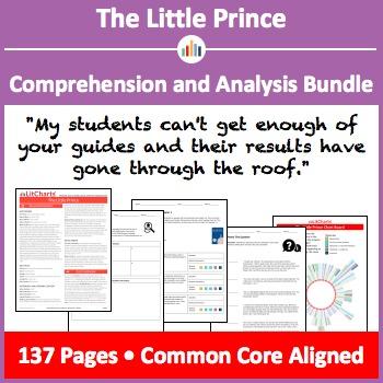 The Little Prince – Comprehension and Analysis Bundle