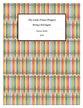 The Little Prince Final Project - Being a Kid Again