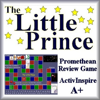 The Little Prince Promethean Game