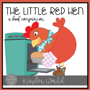 The Little Red Hen Book Companion