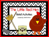 The Little Red Hen Packet