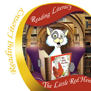 The Little Red Hen Reading Literacy Activities