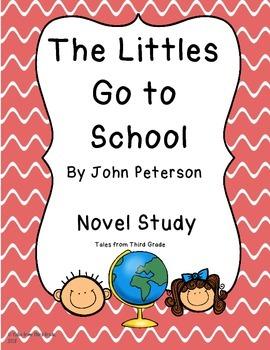 The Littles Go to School- Novel Study