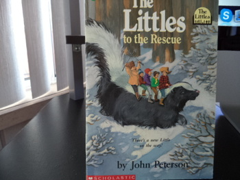 The Littles to the Rescue ISBN 0-590-46223-7