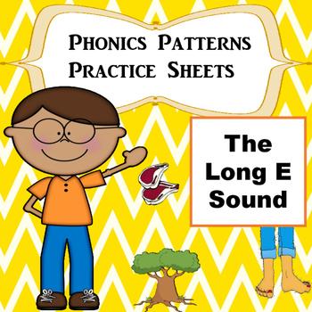 """The Long """"E"""" Sound"""