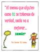 The Lorax Movie Guide in Spanish- El dia de la tierra- El