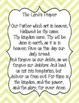 The Lord's Prayer (Chevron)