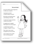 The Lost Tooth (A fiction story)