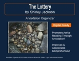 """The Lottery"" by Shirley Jackson: Annotation Organizer"
