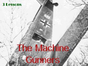 'The Machine Gunners' Robert Westall