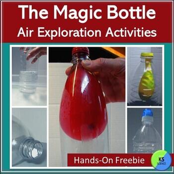 The Magic Bottle:  Exploring Air Pressure