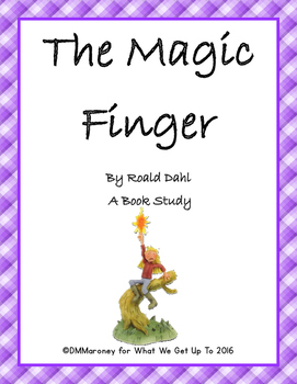 The Magic Finger Book Study