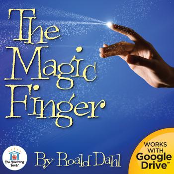 The Magic Finger Unit Novel Study