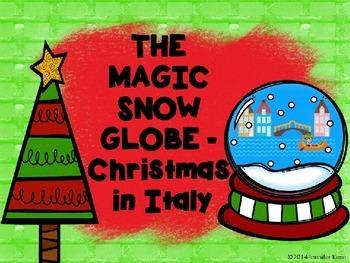 The Magic Snow Globe - Christmas Around the World – Italy