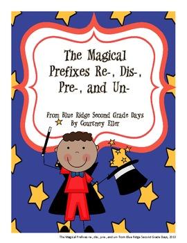 The Magical Prefixes Pre-, Dis-, Un-, and Re-