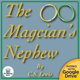 The Magician's Nephew Novel Study CD