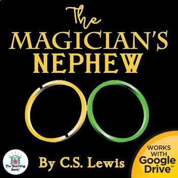 The Magician's Nephew Novel Study Book Unit
