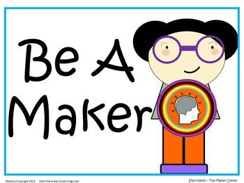 The Maker Center Starter Kit