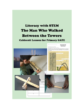 The Man Who Walked Between the Towers Caldecott for Primar