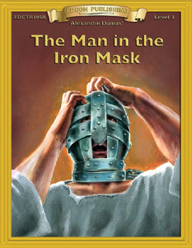The Man in the Iron Mask RL3-4 Adapted and Abridged Novel