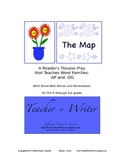 The Map: A Reader's Theater Play that Teaches Word Familie