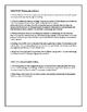 The Martian -Problem Based Learning Novel Unit (Common Cor