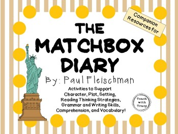 The Matchbox Diary by Paul Fleischman:  A Complete Literat