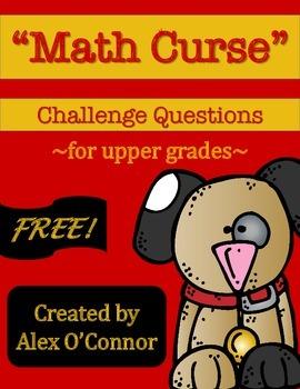 """Math Curse"" Challenge Questions"