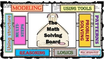 The Math Solving Board