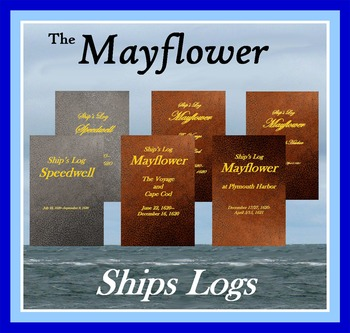 The Mayflower:  Ship's Logs