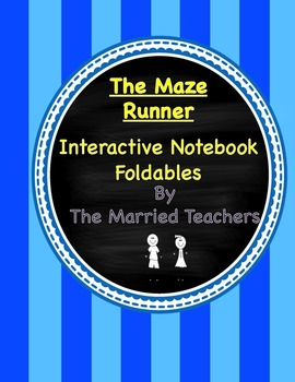 The Maze Runner Interactive Literature and Grammar Noteboo
