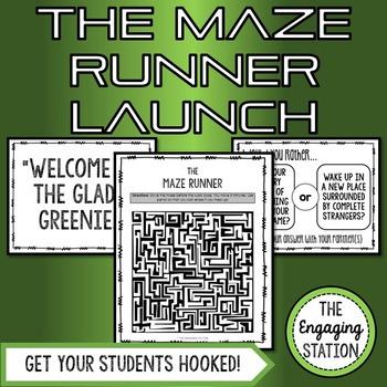 The Maze Runner Launch