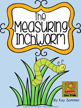 The Measuring Inchworm {interactive book}