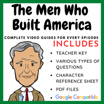 The Men Who Built America - Complete Video Guides for Ever
