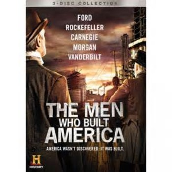The Men Who Built America - Disc #2 - Episode #6 - Movie Guide
