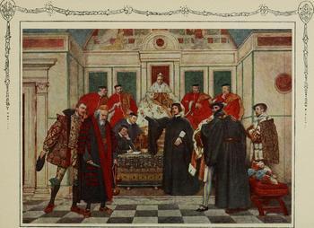The Merchant of Venice Act V Quiz