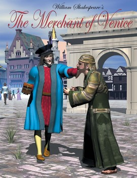 The Merchant of Venice, Easy Reading Shakespeare 10 Chapte