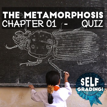 The Metamorphosis - Chapter 01 - Quiz: Moodle, Schoology,