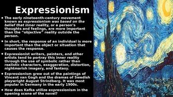 The Metamorphosis: Opening Passage Analysis