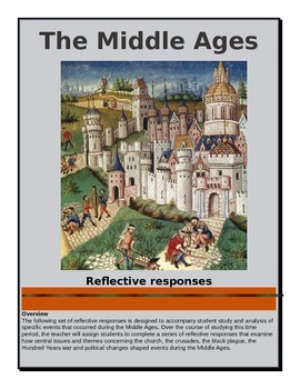 The Middle Ages - Reflective Responses and Analysis of Key